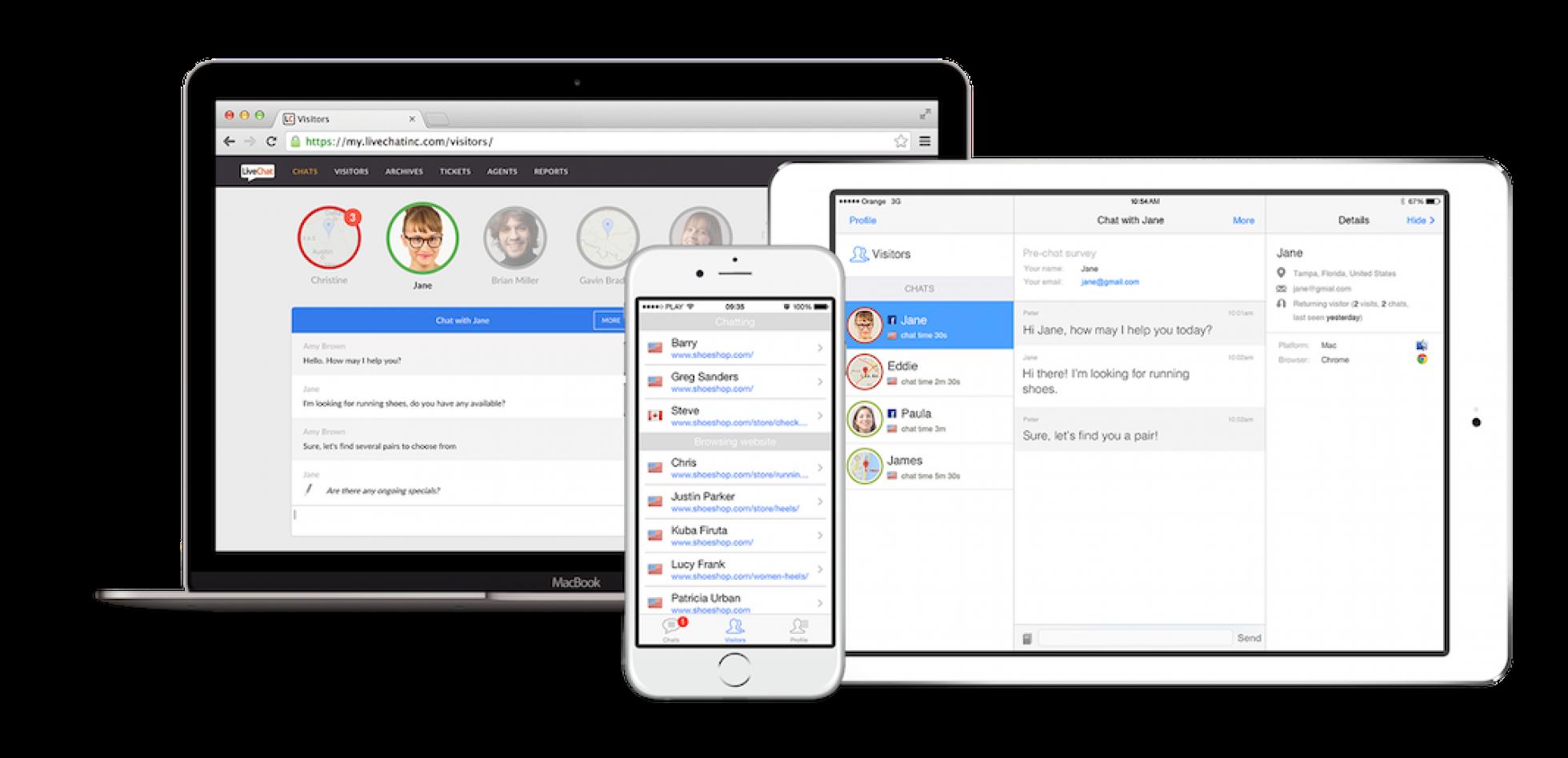 Live Chat voor Bedrijven